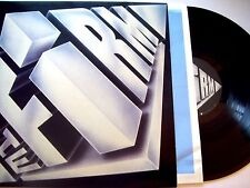 The Firm - Self Titled S/T LP (Led Zeppelin Bad Company Free Yardbirds) VG+