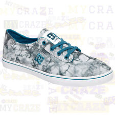DC SHOES WOMENS GATSBY 2 SE BLACK OCEAN CASUAL SNEAKERS SKATE
