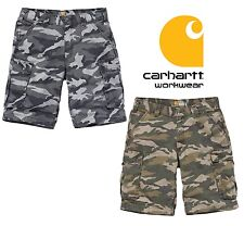Carhartt - Rugged Cargo Camo Short, NEU!!!