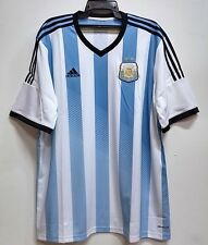 BNWT ARGENTINA HOME WORLD CUP KIT FOOTBALL SOCCER JERSEY TRIKOT 2014