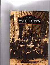 Images of America - Watertown by Florence T. Crowell (2002, Paperback)