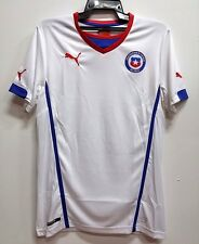 BNWT CHILE AWAY FOOTBALL SOCCER JERSEY TRIKOT WORLD CUP 2014