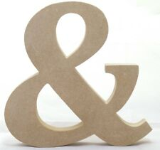 Frestanding Wooden Letters-Living or bedroom decoration Hand made-MDF-Cambria