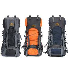 55L Climbing Outdoor Travel Backpack Sport Camping Hiking Rucksack Bag CR System