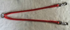 DOG LEADS- AUS MADE - 2 DOG EXTENSION LEAD - BIG DOG RANGE -  GREAT COLOURS