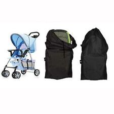 Baby Stroller Set Standard and Double Stroller Pram Buggy Cover Travel Bags JJ