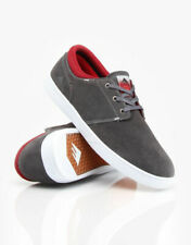 EMERICA SHOES THE FIGUEROA FIGGY GREY NEW SALE AUSTRALIAN SELLER FREE POSTAGE
