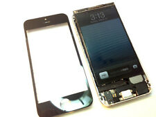 Front Outer Screen Glass Replacement For IPHONE 5/5s  WHITE & BLACK COLOR.