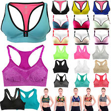 Sexy Women's Casual Athletic Sports Run Bra Bandage Fast Dry Wirefree Boob Tube