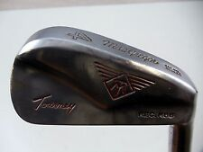 MacGregor Golf Tourney M85 Tourney Irons Steel Shafts Leather Grips - YOU CHOOSE