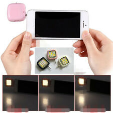 Mini LED Self-timer Photography Light external flash Fill Light For Smartphone P