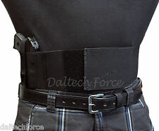 "Belly Band Gun Holster 4"" Wide Concealed Carry 2 Color Options - SHIPS SAME DAY!"