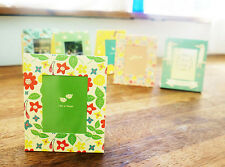 Click Spring Card - Greeting Card with Standing Instax Mini Photo Frame -DSKC