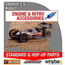 HPI TROPHY 3.5 BUGGY [All Engine Parts] Genuine HPi R/C Standard & Hop-Up Parts