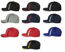 Flexfit Cool & Dry Double Twill Caps Fitted Moisture Wicking baseball hats 6599