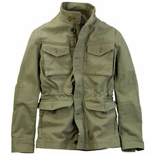 Timberland Men's Mount Shaw Field Green Coat Jacket Style #6964J