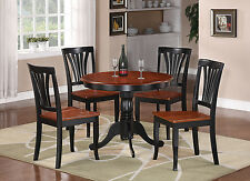 3 Pieces kitchen dining set-small table and 2 chairs in Antique collection