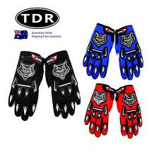 Adult Racing Riding MX Motocross Gloves for Honda Yamaha ATV Quad Dirt Pit bike