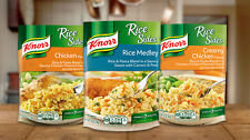 Knorr Rice sides sauce mix 12 pack. Various flavors