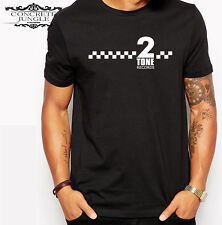 2 TONE RECORDS T-SHIRT_SKA_RUDE BOY_THE SPECIALS_THE SELECTER_MADNESS_THE BEAT