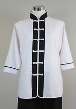 Casual Martial Arts Jacket Trim - Tai Chi Uniform, Kung Fu, Qigong - XXXXL Size