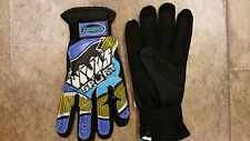 WULFSPORT RETRO NEOPRENE OFFROAD GLOVES MOTOX TRIALS ENDUROS ATV SPECIAL OFFER