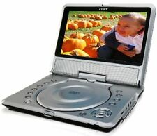 Coby Electronics TF-DVD8107 8-Inch Portable DVD/CD/MP3 Player - SILVER