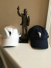 Joe Paterno Statue Image on a Nike Hat 409 PENN STATE - WE ARE - Navy or White