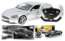 Rastar Official Licensed Radio Control Aston Martin DBS Coupe 1:14 BLACK/SILVER