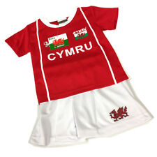 Wales Welsh Junior Rugby / Football Kit