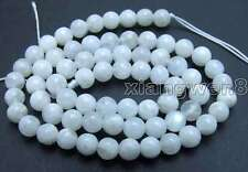 "SALE Natural High quality Round 6mm Moonstone gemstone Beads strand 15""-los600"