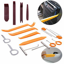 12pcs Car Panel Trim Audio Stereo Dash Refit Molding Remove Install Pry Tool Kit