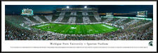 Michigan State Spartans Panoramic Spartan Stadium Photo Picture NEW