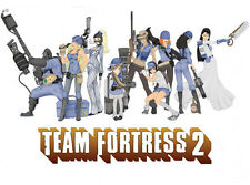 Team Fortress 2 Hot Game Wall Poster 17