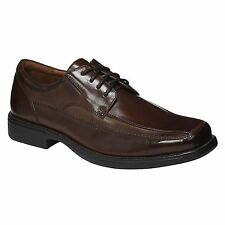 New! Thom McAn Mens Kale Dress Oxford Shoe-Style 20427-Brown  81E kl