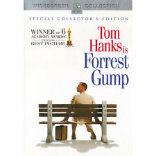 FORREST GUMP DVD MOVIE FILM TOM HANKS