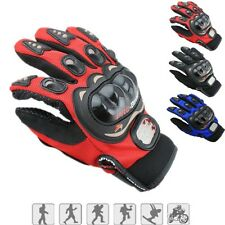 Pro-Biker Motocross Racing Motorcycle Cycling Full Finger Gloves 3 Colors S28