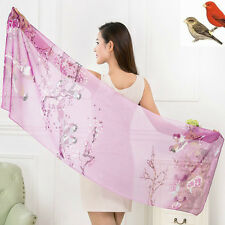 Lovely  Beach Towels Is Prevented Bask In Shawls  Printed Chiffon Scarves