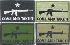 """Come and Take it M-16 Morale Patch, 3"""" x 2"""""""