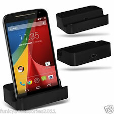 Desktop Charging Dock Stand Charger Micro USB?Vodafone Smart 4