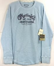 NWT Lucky Brand C.F. Martin & Co America's Guitar Thermal T-Shirt Choose Size