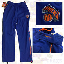 ZIPWAY New York Knicks NBA Sports Blue Mens Pants