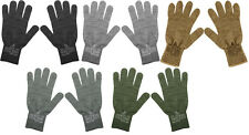 Official Military Flexor D-3A Wool/Nylon Stamped Glove Liners USA Made