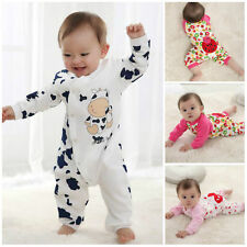 One piece Newborn Clothes girl boy Romper Baby clothes Infant Girls Boys Outfit