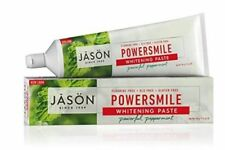 Jason Healthy Toothpaste Gel Powersmile Natural Whitening Mouth Tartar Control