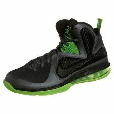 "New! Nike Mens LeBron 9 ""Dunkman"" Basketball Shoes-469764-006-Size 8 (87S) kl"