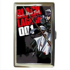 NEW Cigarette Credit Business Card Holder Black Lagoon Roberta anime manga rare