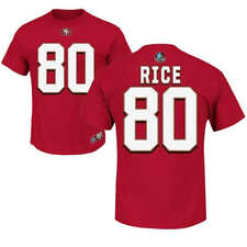 Jerry Rice #80 San Francisco 49ers Eligible Receiver Men's Football Shirt