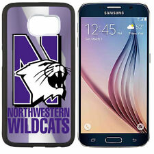 NCAA Northwestern Wildcats Samsung Galaxy S3 S4 S5 S6 S6 Edge Phone Case