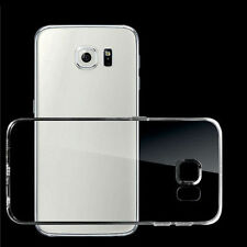 Soft Silicone TPU Ultra Thin Clear Transparent Cover Case For Samsung Galaxy FO